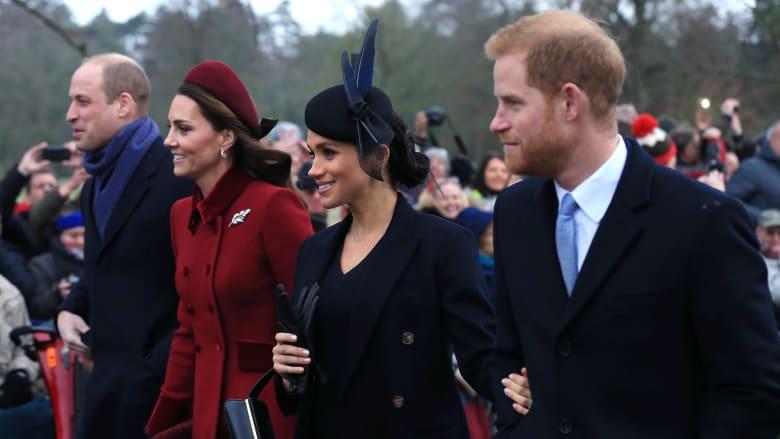 كيف كان عام 2020 للعائلة الملكية البريطانية؟