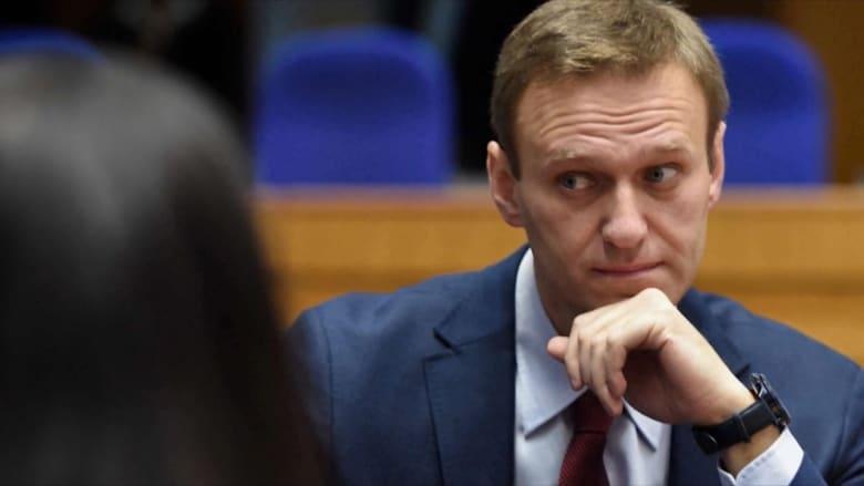 السلطات الروسية تفتح تحقيقاً بحق المعارض ألكسي نافالني بتهمة الاحتيال