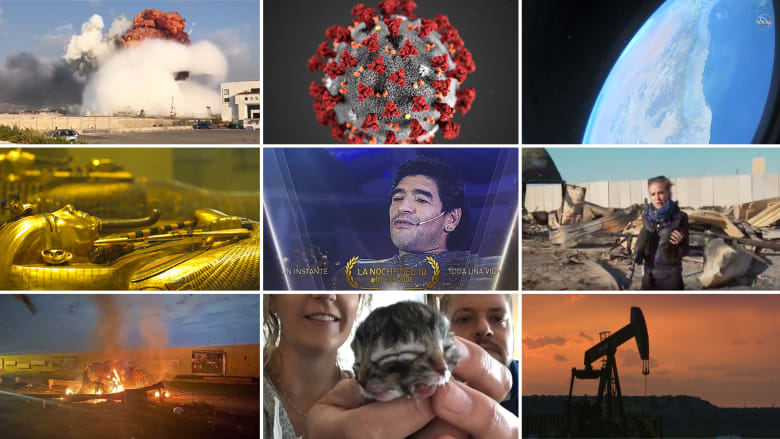 بين ما يقرب من 6 آلاف فيديو.. إليكم ملخص القصص الأكثر مشاهدة على CNN بالعربية في 2020