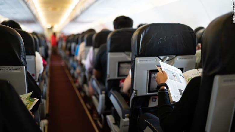 تايلاند تحظر الطعام والشراب والصحف والمجلات على متن الرحلات المحلية