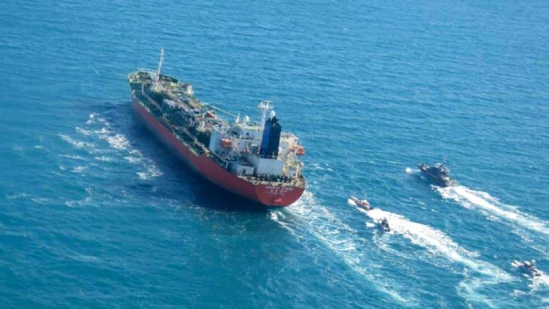 سيول ترسل وحدة مكافحة قرصنة لنطاق مضيق هرمز بعد احتجاز إيران ناقلة كورية جنوبية