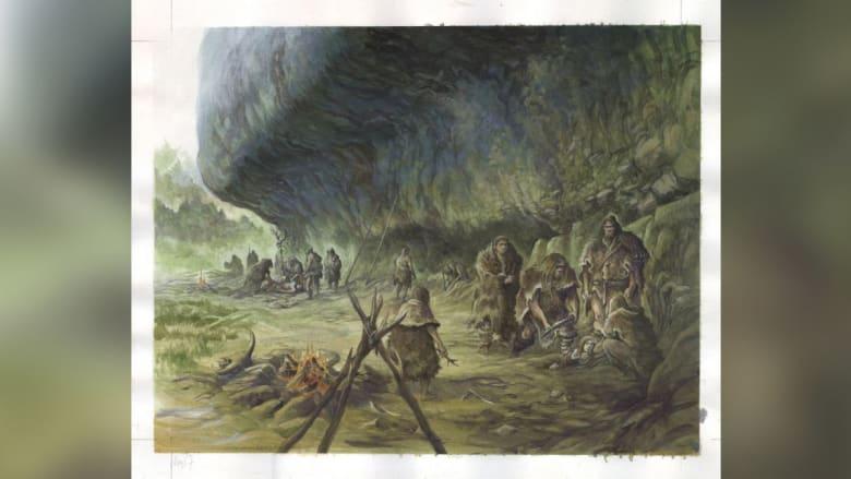 رفات طفل مدفون قبل 41000 عام قد تكشف لغز قديم عن إنسان نياندرتال