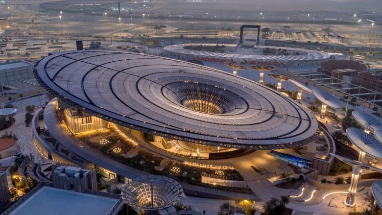 نظرة داخل جناح الاستدامة في إكسبو 2020 دبي