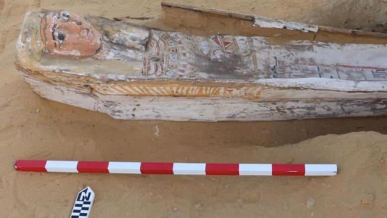 من أهم الاكتشافات الأثرية لـ2021.. الكشف عن آثار جديدة ستعيد كتابة تاريخ سقارة بمصر