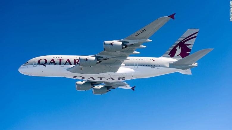 الخطوط الجوية القطرية ستوقف نصف طائراتها من طراز A380.. والسبب؟