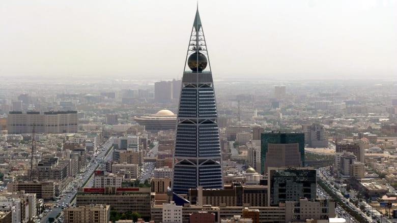 صورة أرشيفية عامةمن العاصمة السعودية الرياض
