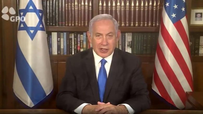 مواجهة إيران وتوسيع السلام مع العرب.. أولى رسائل نتنياهو لبايدن