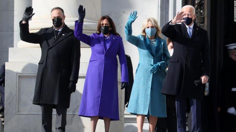 الأنظار تتجه نحو مصممي الأزياء الأميركيين في حفل تنصيب الرئيس الأميركي
