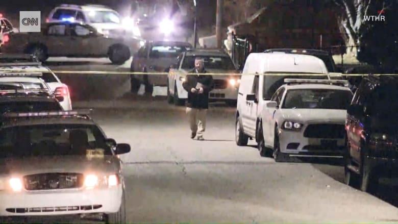 مقتل 5 أشخاص في أكبر عملية إطلاق نار منذ عقد في إنديانابوليس