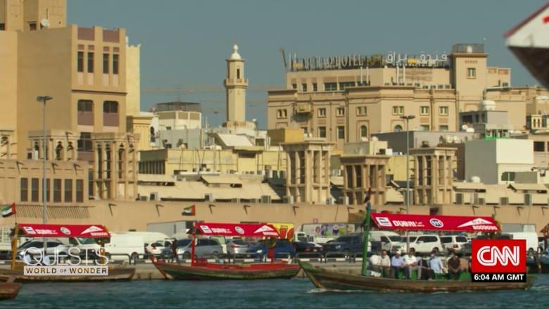 تاريخ خور دبي حيث بدأ كل شي..قبل ناطحات السحاب والمعالم المذهلة