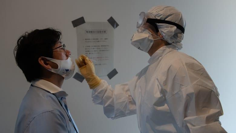 وسط دعوات لتأجيل أولمبياد طوكيو.. 18000 مريض بفيروس كورونا في اليابان ينتظرون أسرة المستشفيات
