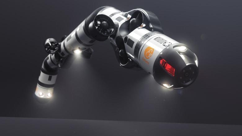روبوت يشبه الثعبان..يُصلح خطوط الأنابيب في قاع المحيط