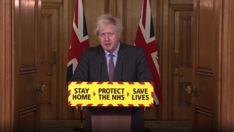 بعد وفاة 100 ألف شخص بكورونا.. رئيس وزراء بريطانيا: أتحمل المسؤولية كاملة