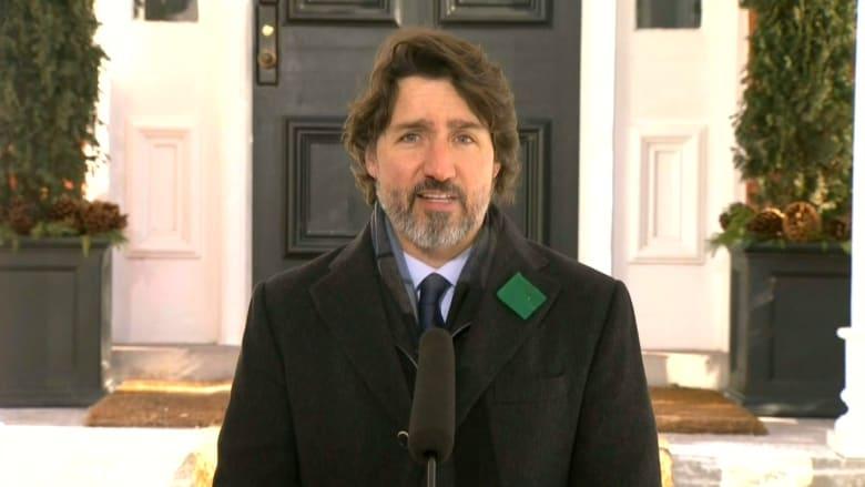 جاستن ترودو يعلن عن قيود سفر جديدة أكثر صرامة للسفر إلى كندا