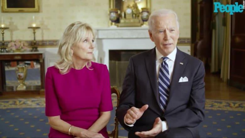 ما هو موقف بايدن من دور عائلته بقرارات البيت الأبيض؟