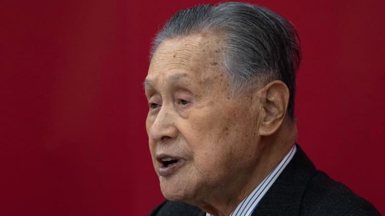 """رئيس لجنة تنظيم أولمبياد طوكيو يعتذر عن """"تعليقات غير لائقة"""" بحق النساء"""