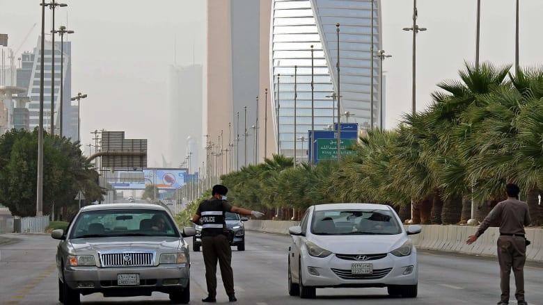شاهد كيف تحاول السعودية وقف التفشي الجديد لفيروس كورونا