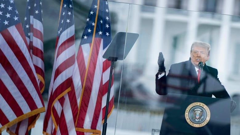 مقاطع الفيديو هذه من أحداث اقتحام الكونغرس قد يشكّل مشكلة كبيرة لترامب