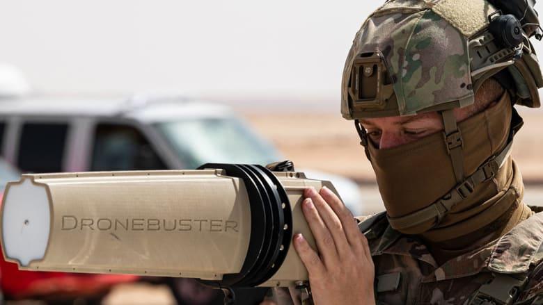 بالصور.. تدريبات عسكرية للمارينز وقوات سعودية