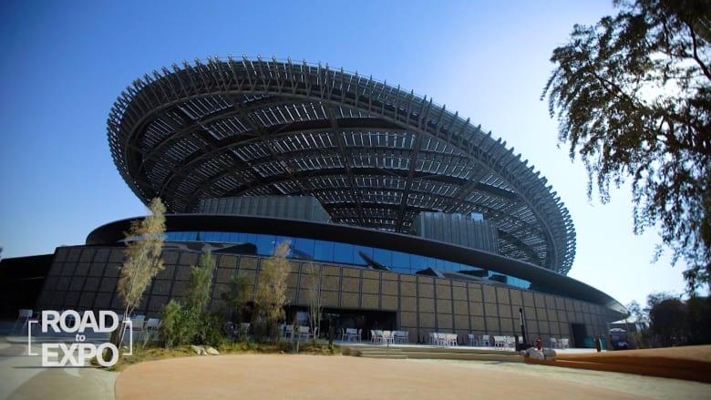 دبي تكشف عن أحد أجنحتها المميزة في معرض إكسبو 2020