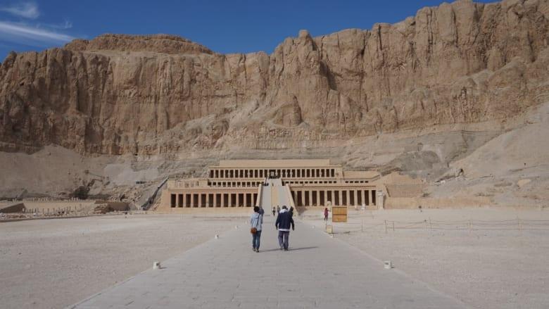 وادي الملوك في مصر