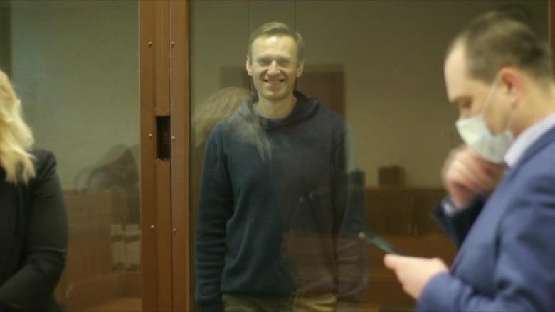 زعيم المعارضة الروسية أليكسي نافالني يعود للمحكمة بسبب التشهير