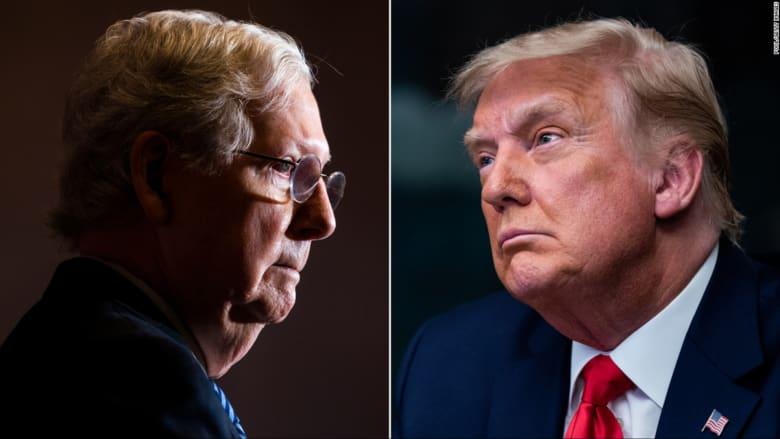ترامب يهدد بدعم المنافسين: الجمهوريون لن يفوزوا مجددا في هذه الحالة