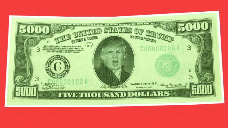 ترامب يواجه مشاكل مالية كبيرة.. مراسل CNN يفصّل لكم أبرزها