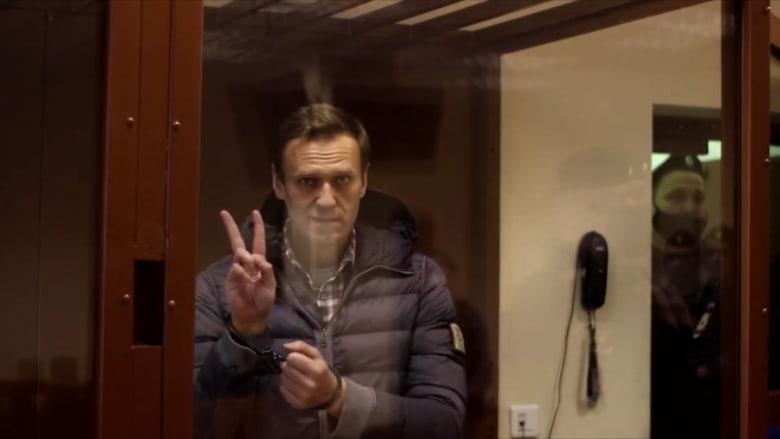 محكمة استئناف روسية تؤيد حكم سجن نافالني لسنتين ونصف
