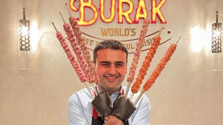 الشيف التركي بوراك أوزدمير