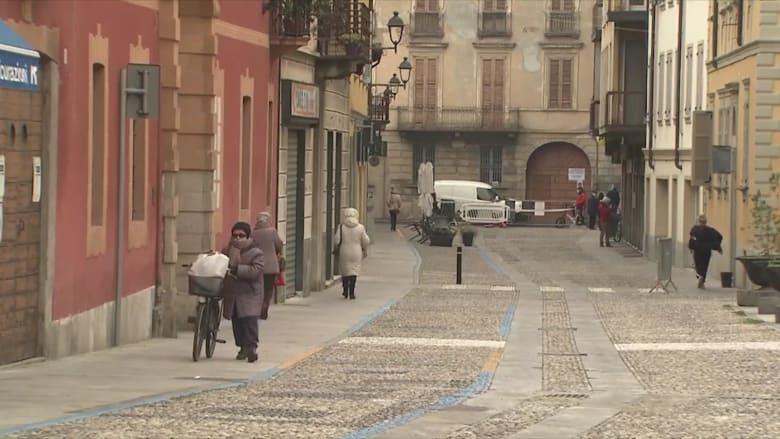 بعد عام من أول إغلاق أوروبي بسبب كورونا.. كيف أصبح الوضع في كودونيو الإيطالية؟