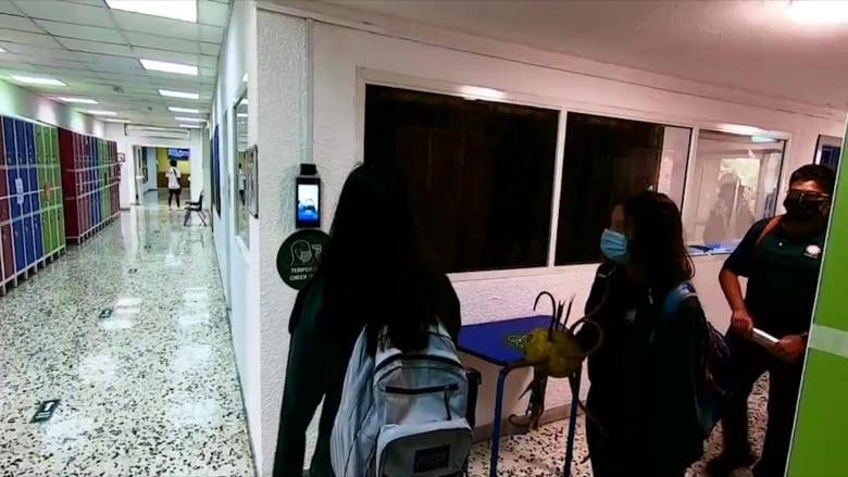 مع تدابير احترازية آمنة وصارمة.. هكذا فتحت أبوظبي أبواب مدارسها مجدداً
