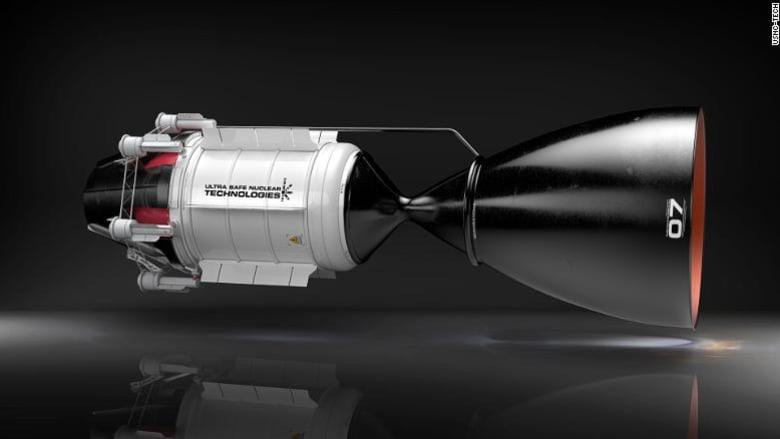 صاروخ يعمل بالطاقة النووية..هل يصبح الحل لإرسال البشر بأمان إلى المريخ بشكل أسرع؟