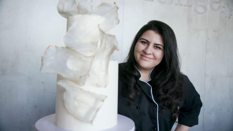 مخبز بأفكار كبيرة يخلق ضجة في دبي
