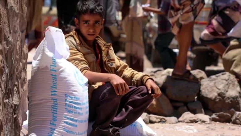 المجتمع الدولي يفشل في تقديم مستوى المساعدات المستهدفة لليمن