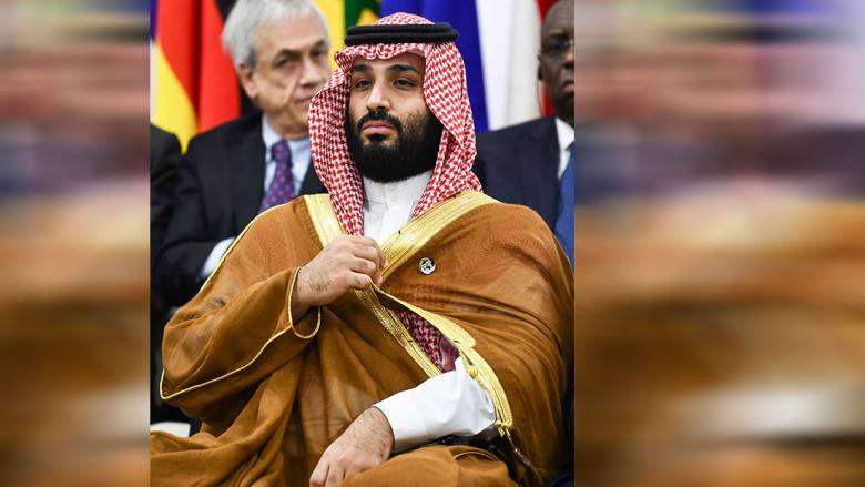 صورة ارشيفية لولي العهد السعودي محمد بن سلمان على هامش قمة العشرين 2019