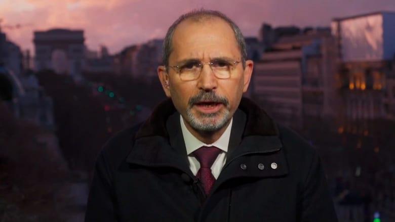 الصفدي يوضح لـCNN سبب إلغاء زيارة ولي عهد الأردن للأقصى.. وحقيقة الخلاف مع إسرائيل