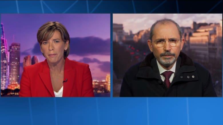 الصفدي يرد لـCNN على تقارير مصير الأقصى في حال التطبيع بين السعودية وإسرائيل