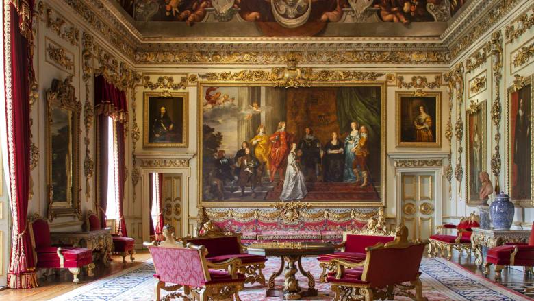 شاهد..داخل المنازل الإنجليزية الأكثر فخامة في التاريخ