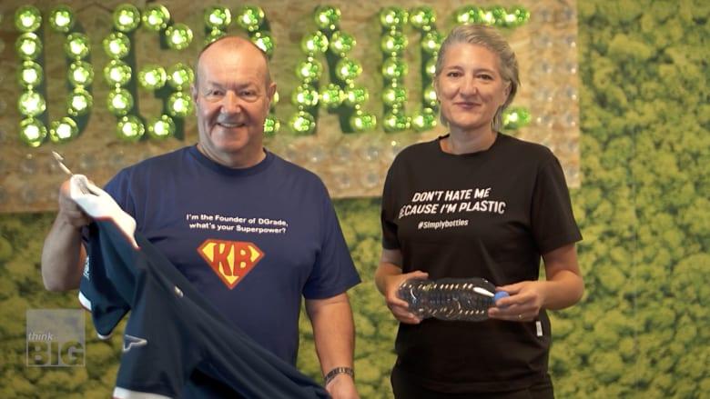 شركة في دبي بفكرة كبيرة.. تحويل البلاستيك إلى ملابس