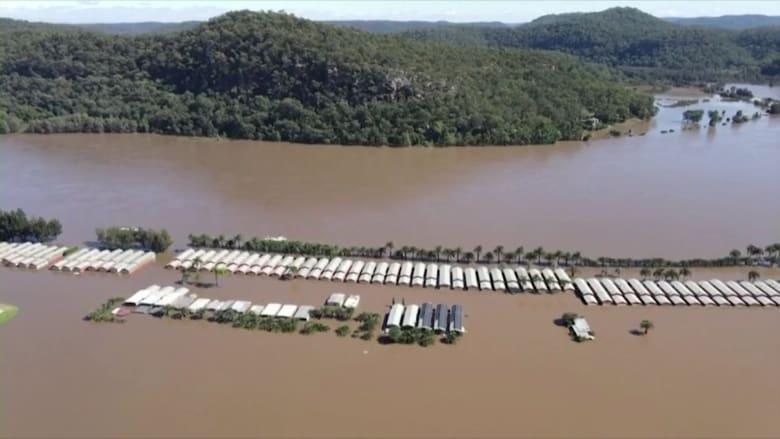 دمار مستمر.. هذا ما خلفته الفيضانات التاريخية في أستراليا