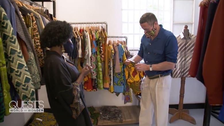 """""""ملابس رواندا"""".. علامة أزياء تسرد قصة جديدة للبلاد بعد 26 عاماً على الإبادة الجماعية"""