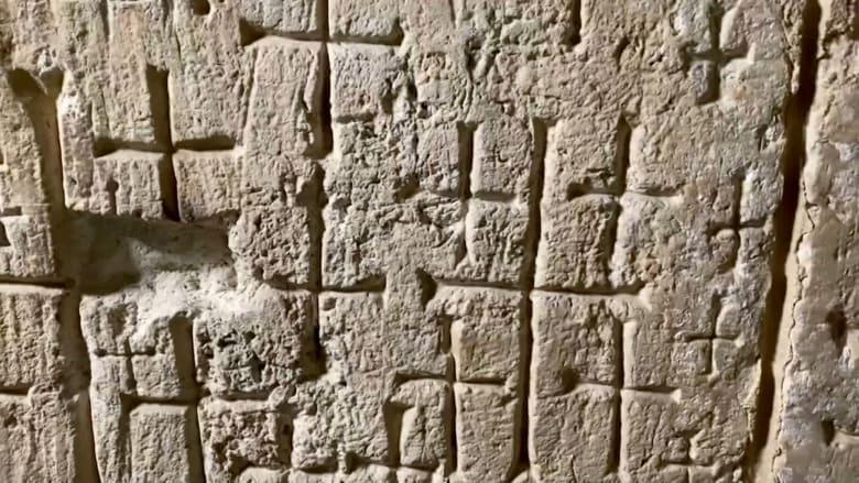 صور ثلاثية الأبعاد قد تحل لغز آلاف الصلبان المنحوتة في كنيسة القيامة بالقدس