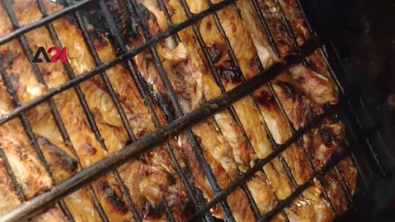 """""""السمك المسكوف"""" من الماء إلى الشواء.. هذه أشهر أكلات المطبخ العراقي"""