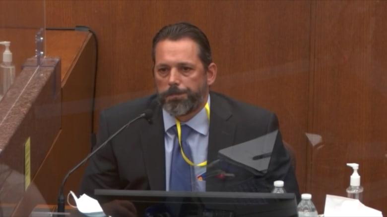 مدرّب مختص في الشرطة يشهد في قضية شاوفين.. ماذا قال عن تثبيت فلويد؟