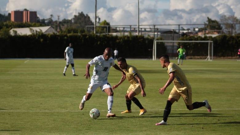 صورة من مباراة ريونيغرو أغيلاس أمام شيكو بوياكا