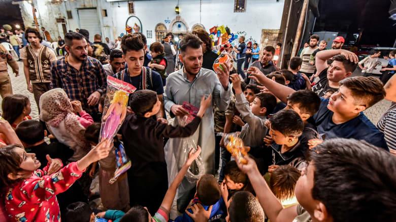 بالبهجة والفرح.. لقطات من العالم العربي لاستقبال شهر رمضان