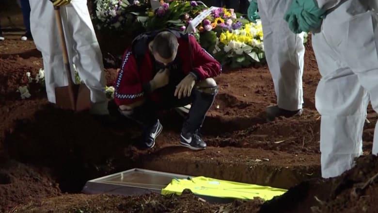 هذا البلد يواجه حصيلة وفيات كارثية بسبب كورونا حيث يقتل 3 أشخاص كل دقيقة