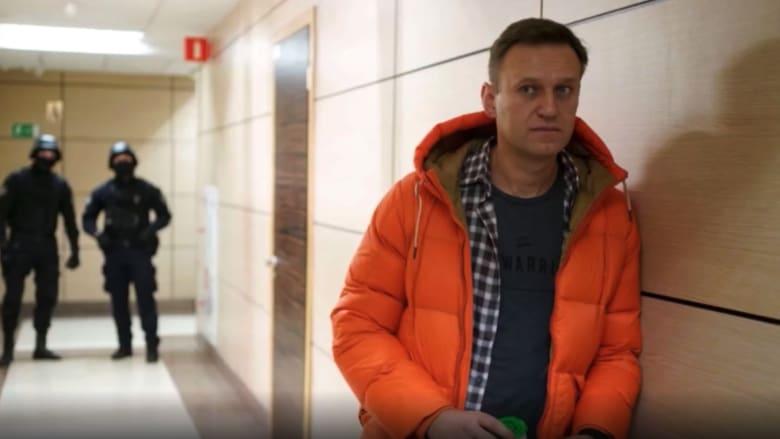 أطباء يحذرون من تدهور صحة المعارض الروسي نافالني: قد يعاني فشلا كلويا خلال أيام