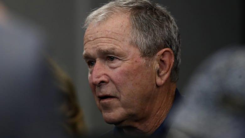 بوش يوجه تحذيراً شديد اللهجة للجمهوريين بشأن المسار الذي هم عليه.. ماذا قال؟